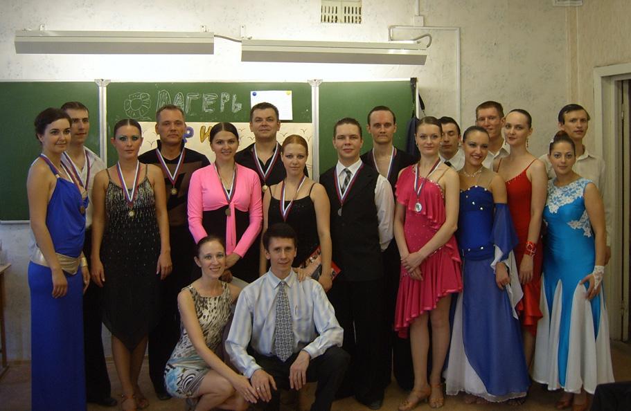 Бальные танцы для начинающих - школа танцев