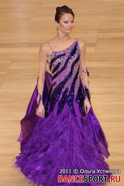Длина платьев стандарт